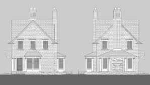 clam cove shingle style home plans by david neff architect