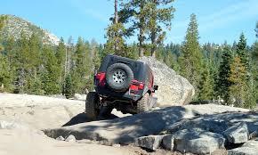 jeep rubicon trail rubicon trail in california alltrips