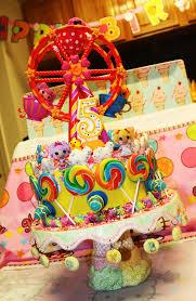 cake lalaloopsy birthday cake pinksnowkittys flickr