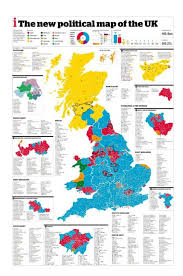 map uk 12 maps that help show the general election result in a different