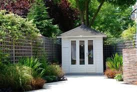 Garden Summer Houses Corner - small garden summer house cori u0026matt garden