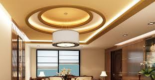 5 elegant ceiling designs for living room