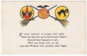 Halloween Boo Poems Nothing But Limericks 2014