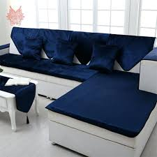 Navy Blue Leather Sectional Sofa Navy Blue Leather Sofa Bikepool Co