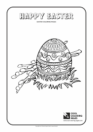easter egg coloring page cool coloring pages