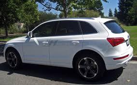 Audi Q5 Black Rims - rotor alloys on a q5 myaudiq5 forum