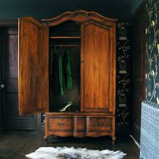 clothing armoires furniture tall wardrobes corner armoire armoire for hanging