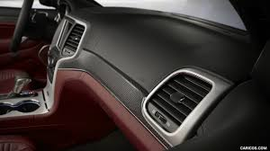 jeep cherokee 2018 interior 2018 jeep grand cherokee supercharged trackhawk interior detail