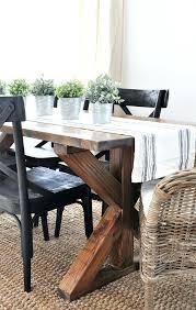 easy diy farmhouse table diy solid oak farmhouse table free easy plans farmhouse table plans