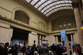 Union Station Chicago Map by File Chicago Union Station Great Hall 4594410082 Jpg Wikimedia