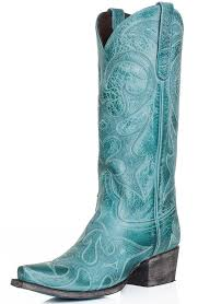 womens cowboy boots for sale womens sick snip toe cowboy boots turquoise