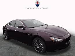 maserati 2017 new 2017 maserati ghibli for sale naperville il
