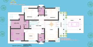 Modern Villa Floor Plans by 120 Square Meter House Plan On 120 Square Meters Modern House Designs