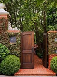 beautiful gate landscaping design landscaping gates and garden