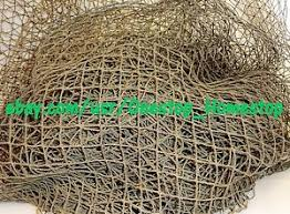net decor authentic recycled fishing net fish netting decor decorative