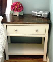French Country Side Table - country bedside table side tables french country bedside tables