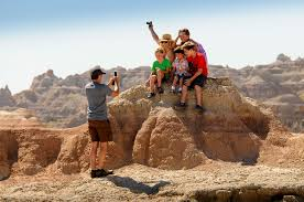south dakota tourism midwest family vacations parks lodging
