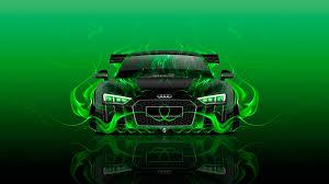 Audi R8 Green - audi r8 front super fire abstract car 2016 wallpapers el tony cars