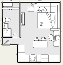 Studio Floor L Awesome Tiny Apartment Floor Plans Photos Interior Design Ideas
