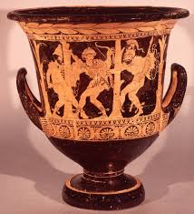 Euphronios Vase British Museum Calyx Krater