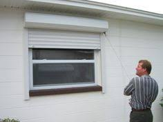 Storm Awnings Clear Storm Panel Hurricane Shutter Tech 4 The Home Pinterest