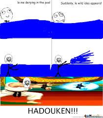Hadouken Meme - hadouken by jeremythunda9000 meme center