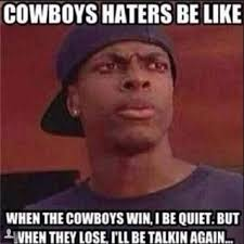 Cowboy Haters Memes - best cowboy haters memes pinterest the world s catalog of ideas