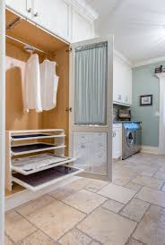 Houzz Entryway Clever Laundry Room Ideas Sunset