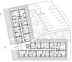 l shaped apartment floor plans movie hayrack apartments by ofis arhitekti