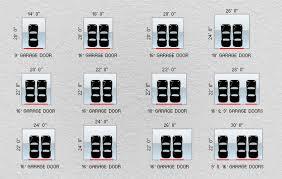 residential garage doors available sizes garaga