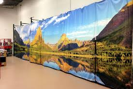 custom printed curtains dc fabric printing