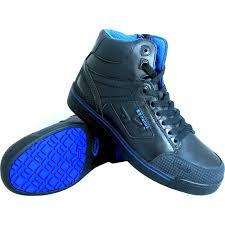 s zip boots composite toe side zip work boot s fellas by genuine grip stealth