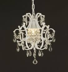 Metal Chandelier Frame Contemporary Paramour Crystal Clear Chandelier Feature 5 Light And