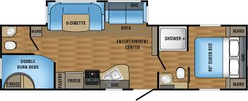 Jayco Jay Flight Floor Plans by 2017 Jayco Jay Flight 29bhdb Model