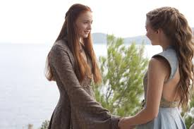 arya stark sansa stark wallpapers beautiful sansa stark wallpapers my free wallpapers hub