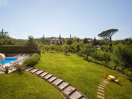 villa diora in istria wellness spa garden with playground