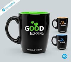 Coffee Mug Design Free Psd Coffee Mug Mockup Psd Free Download
