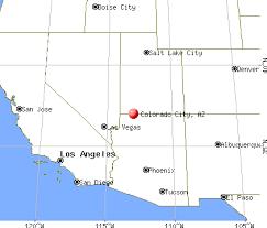 az city map colorado city arizona az 86021 profile population maps