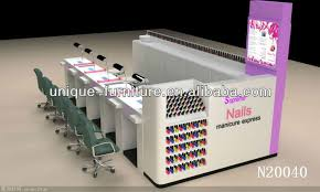 Manicure Bar Table Nail Bar Table And Chairs Home Furnishings