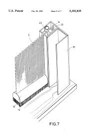 Andersen Retractable Insect Screen by Patent Us5392835 Roll Type Insect Screen Assembly Google Patents