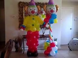 circus balloon circus themed birthday party balloons
