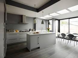 White Cabinets With Blue Walls Backsplash Kitchen White Cabinets Gray Walls Grey Wall Kitchen