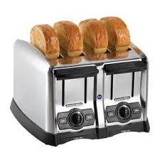 B D 4 Slice Toaster Oven Brentwood Brushed Stainless Steel Finish 4 Slice Toaster Free