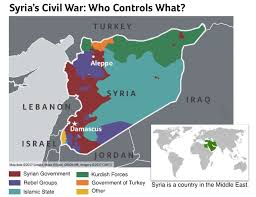 Map Of Islam Around The World by Newsela Syria U0027s Civil War Explained