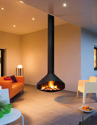 modern gas fireplaces clean and contemporary design