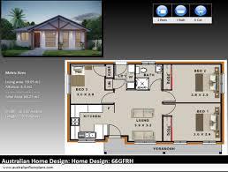 3 bedroom flat floor plan granny flat plans granny flat 66 5m2 705 sq foot 3 bed small house plan 3 bed australian