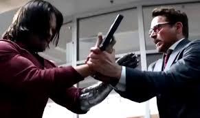 captain america civil war movie clip tony stark vs bucky 2016