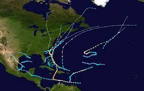1954 atlantic hurricane season wikipedia