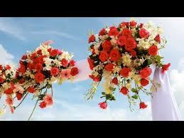 Wedding Arch Design Ideas Wedding Arch Decoration Ideas Wedding Flowers Youtube