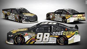 Doge Meme Car - dogecoin sponsored car heading to nascar 14 news www